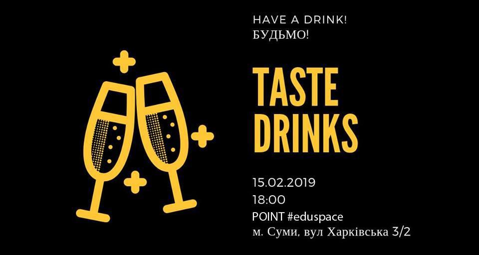Taste Drinks