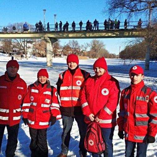 Сумська обласна організація Товариства Червоного Хреста України