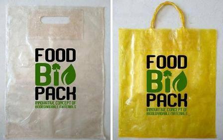 Без поліетилену. Як FoodBioPack винайшли біорозкладні матеріали