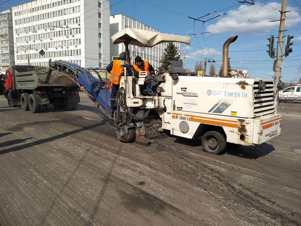 Чи встигнуть в Сумах відремонтувати дороги?