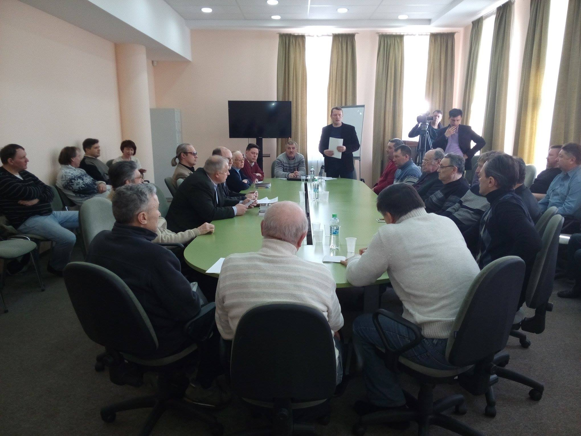Панельна дискусія з нагоди 100-річчя української революції
