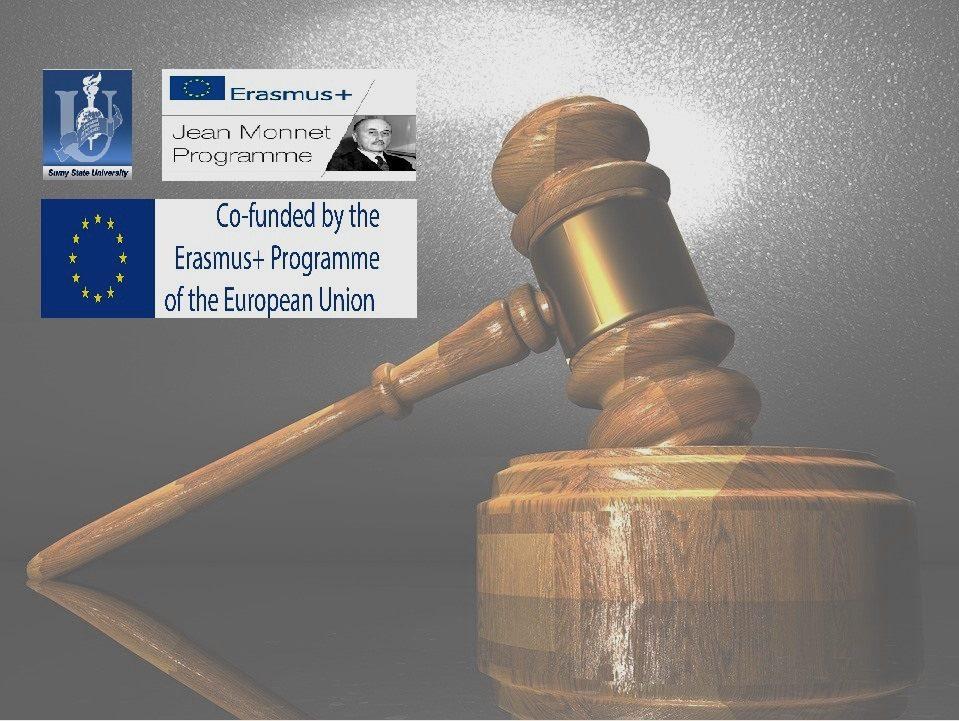 Цінності ЄС: роль для України. Справедливе правоcуддя