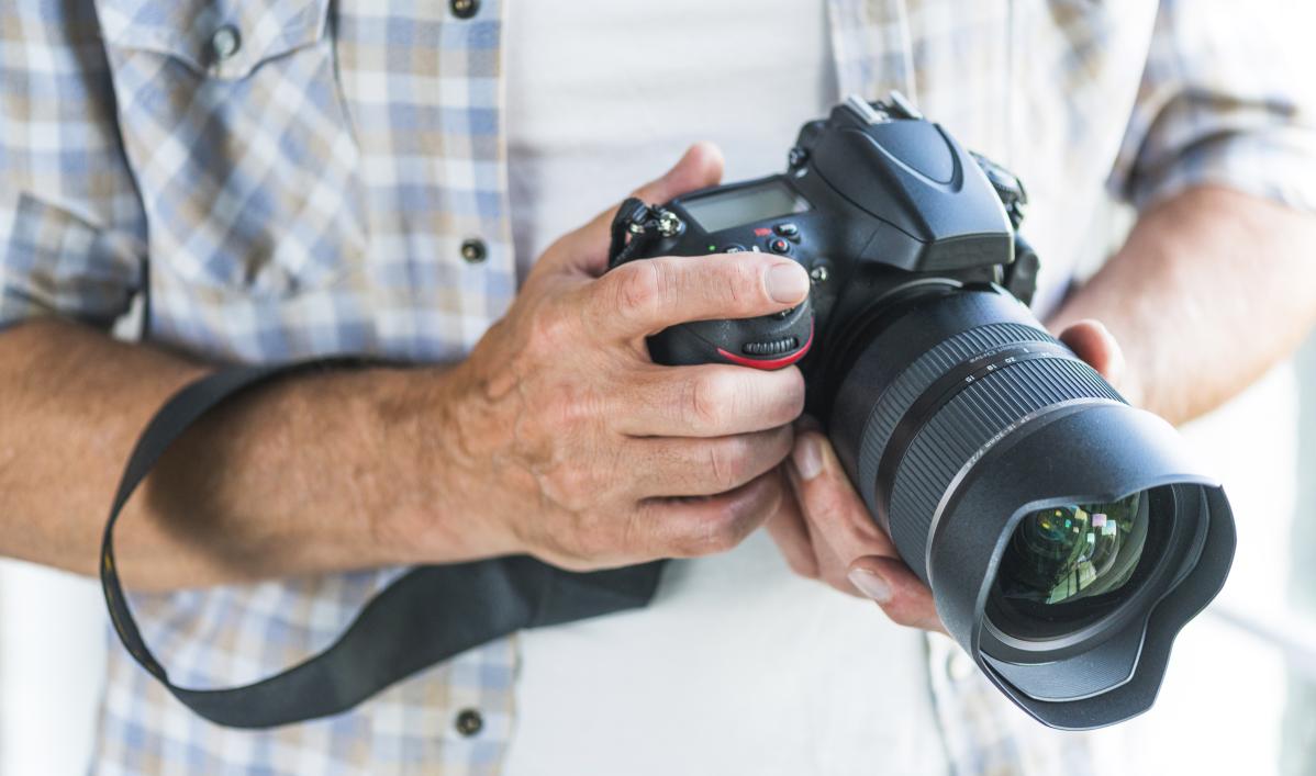 Фотограф з нуля: майстер-клас для початківців
